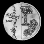 Алко+Софт - 2007 (Серебрянная медаль)