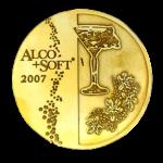 Алко+Софт - 2007 (Золотая медаль)