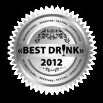 III-й Медрународный дегустационный конкурс напитков Best Drink 2012 (Серебрянная медаль)