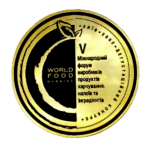 World Spiritus Ukraine 2002 (Золотая медаль)