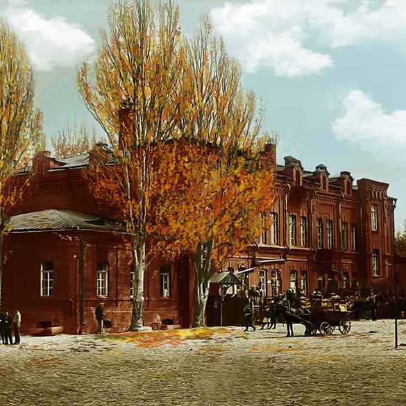 Фото Завод ЛУГА-НОВА